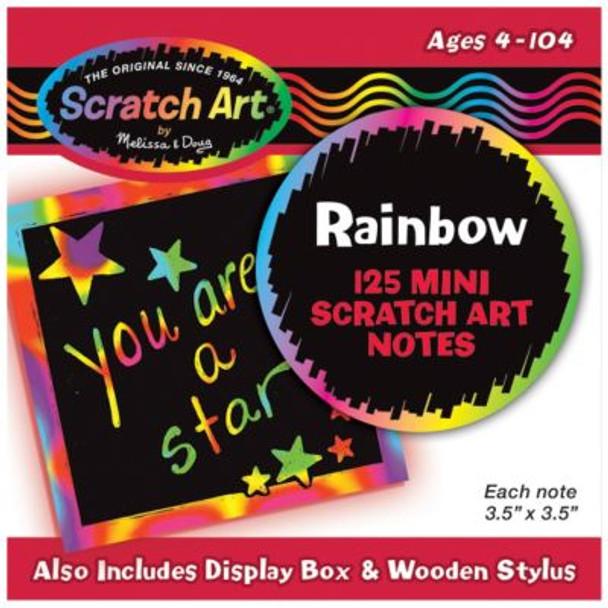 Box of Rainbow Mini Notes-2544352