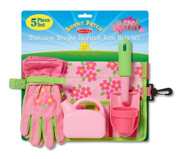 Blossom Bright Garden Tool Belt Set-2544389