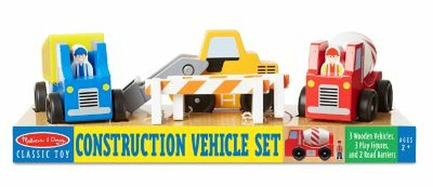 Construction Vehicle Set-2544422