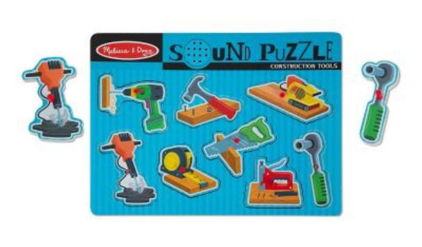 Construction Tools Sound Puzzle-2544528