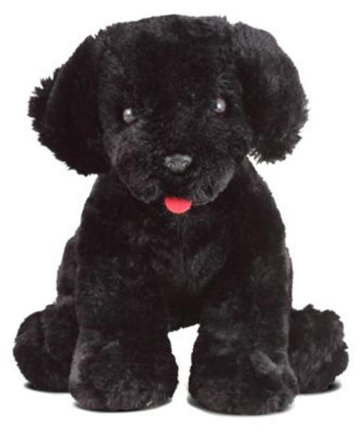 Benson Black Lab Puppy Dog Stuffed Animal-2544542