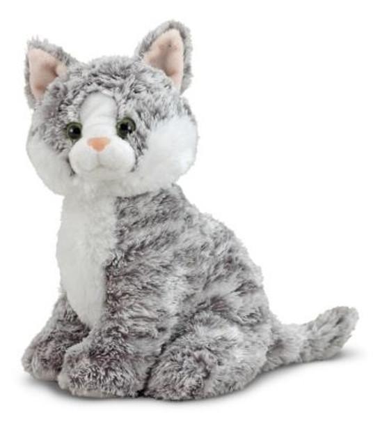 Greycie Tabby Cat Stuffed Animal-2544547