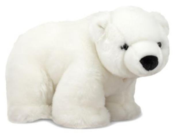 Glacier Polar Bear Cub Stuffed Animal-2544560