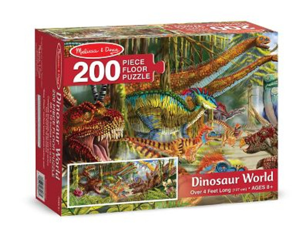 Dinosaur World Floor Puzzle-2544676