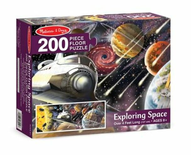 Exploring Space Floor Puzzle-2544677