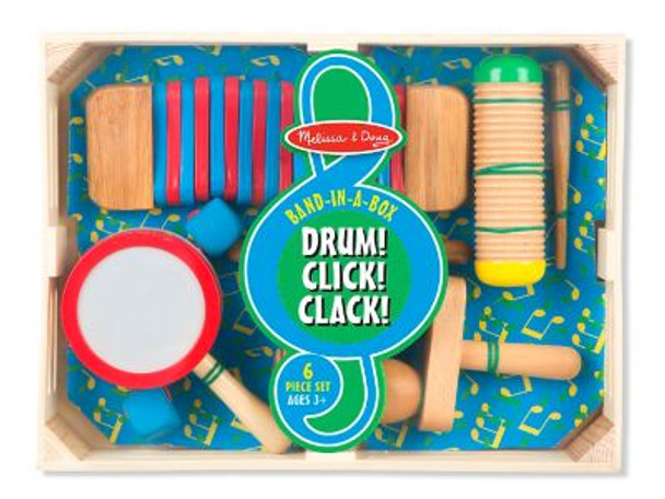 Band in a Box-Drum! Click! Clack!-2544693