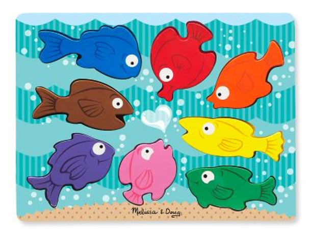 Colorful Fish Puzzle-2544704