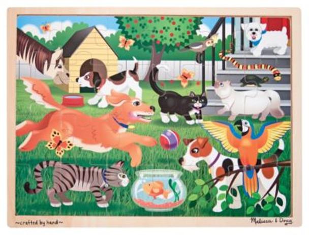 Pets Jigsaw Puzzle (24-Piece)-2544726