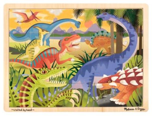 Dinosaur Jigsaw Puzzle (24-Piece)-2544731