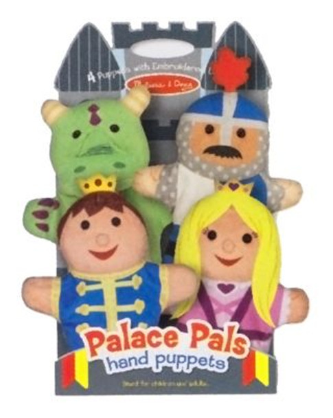 Palace Pals Hand Puppets-2544736