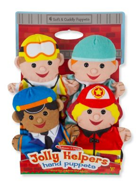 Jolly Helpers Hand Puppets-2544738