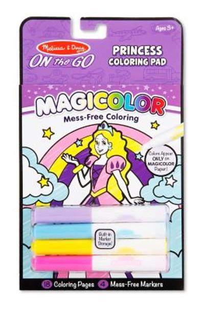 Coloring Pad - Princess-2544766