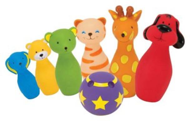Bowling Friends Preschool Playset-2544778