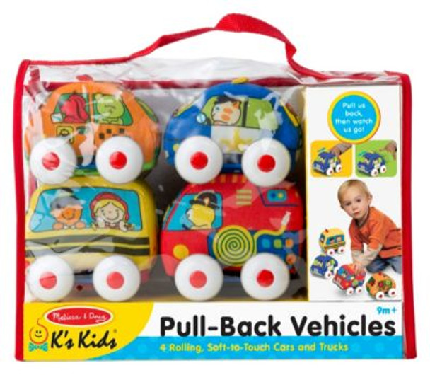Pull-Back Town Vehicles-2544780