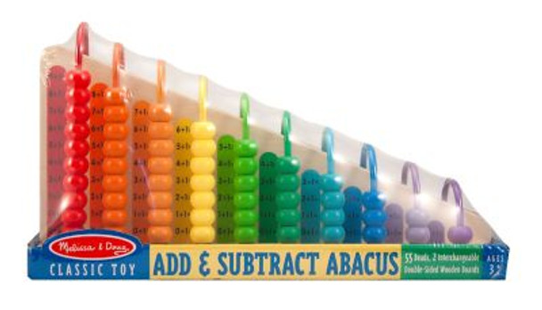 Add & Subtract Abacus-2544814