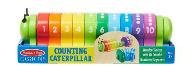 Counting Caterpillar Classic Toy-2544816