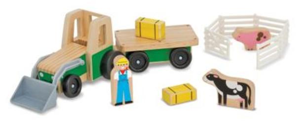 Farm Tractor-2544875
