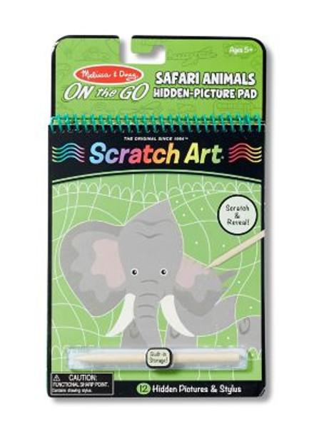Safari Animals Hidden-Picture Pad-2544900