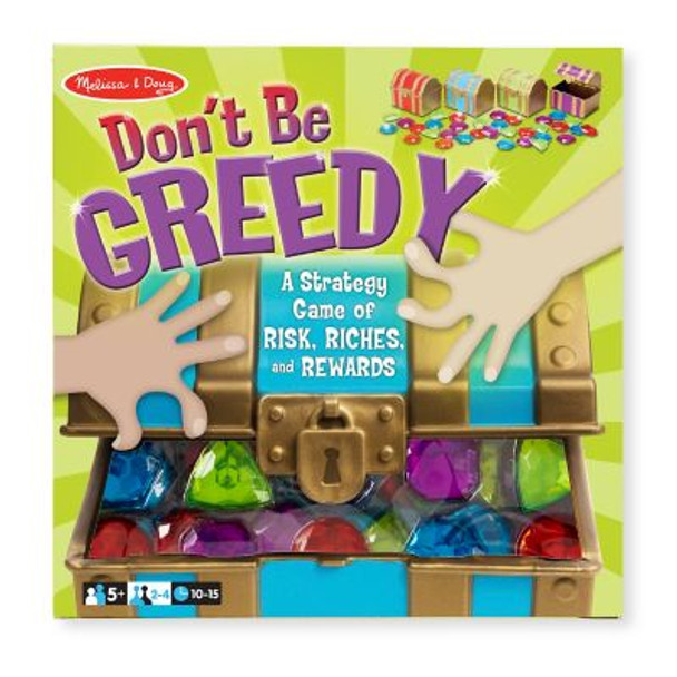 Don't Be Greedy Game-2544924