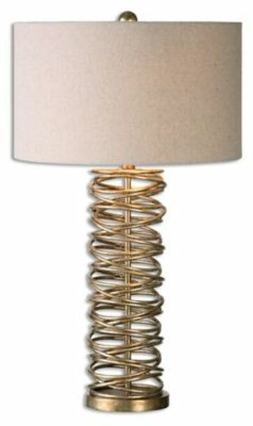 Amarey Metal Ring Table Lamp-2546785