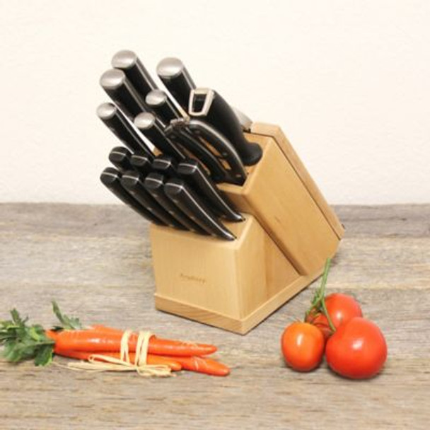 20-Piece Forged Knife Block Set-2722479