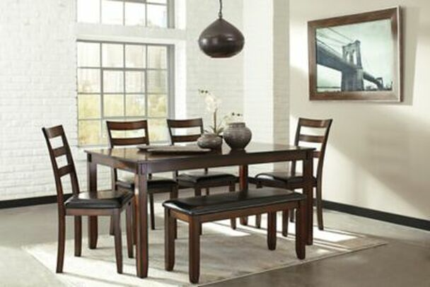 Dining Room Table Set (6/CN)-2779425