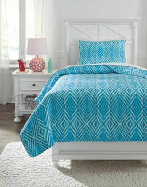 Twin Quilt Set-2820146