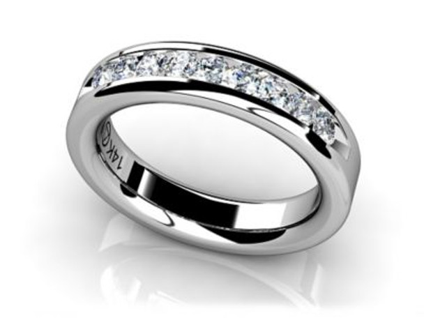 14K Solitaire Engagement Ring-3050058