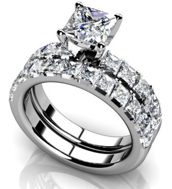 14K Solitaire Engagement Ring-3050081