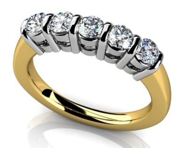 14K Solitaire Engagement Ring-3050084