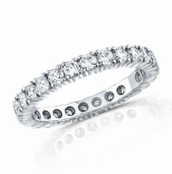 14K Eternity Band-3053597