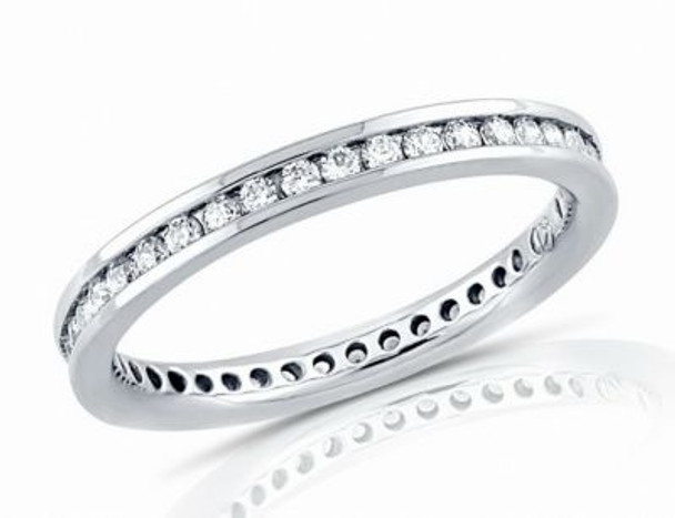 14K Eternity Band-3053598