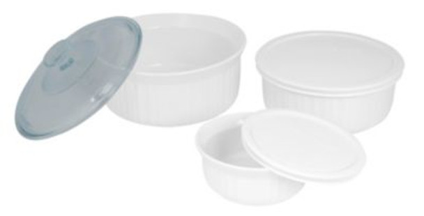 French White 6-Piece Set-3073004