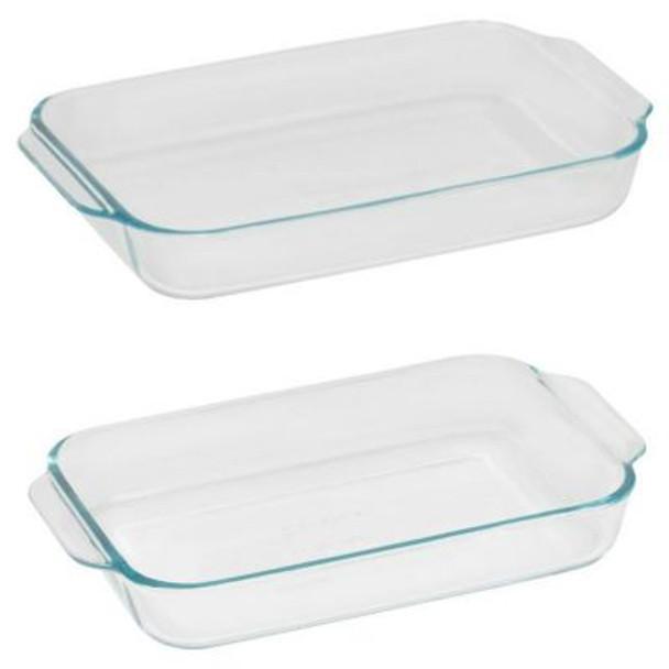 Basics 2-Piece Baking Dish Set-3073074