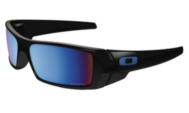 Polarized Gascan Sunglasses-Polished Black/Prizm Deep Water Polarized-3085243