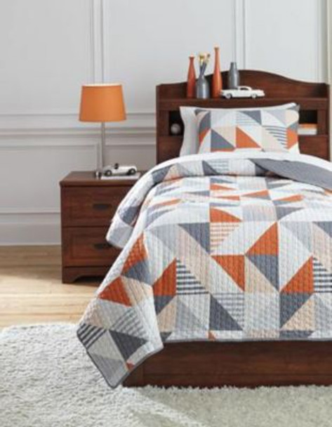 Twin Coverlet Set-3100773
