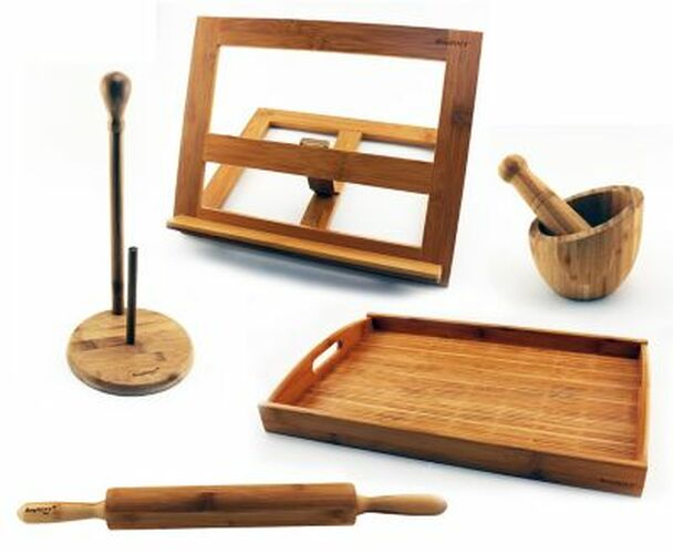Bamboo 6-Piece Prep Set-3207213