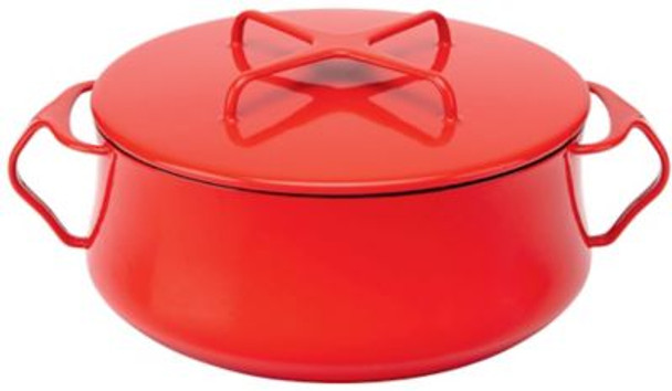 Kobenstyle Chile Red 4 qt. Casserole-3361772