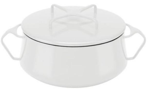 Kobenstyle White 2 qt. Casserole-3361782