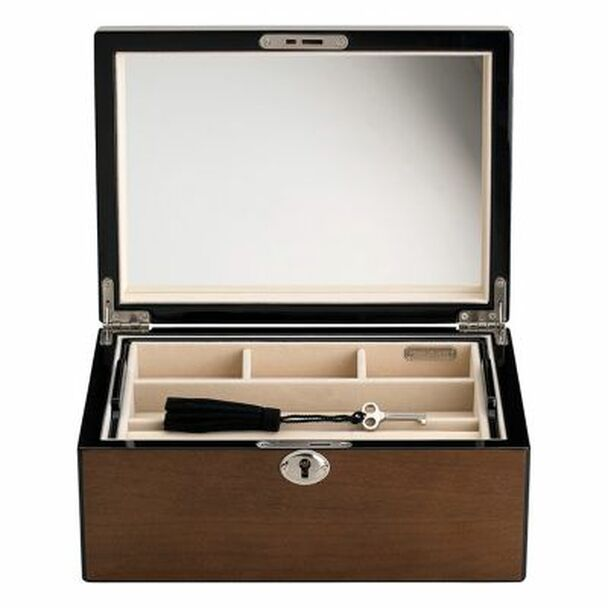 Modern Lines Latte Jewelry Box-3362253