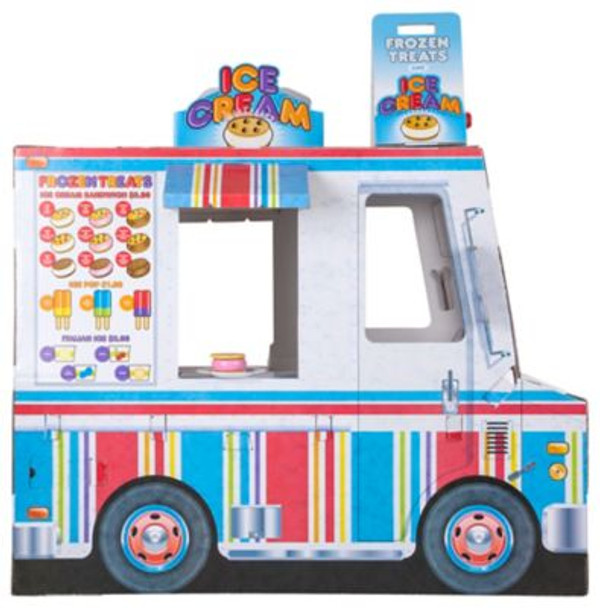 Food Truck Indoor Playhouse-3364342