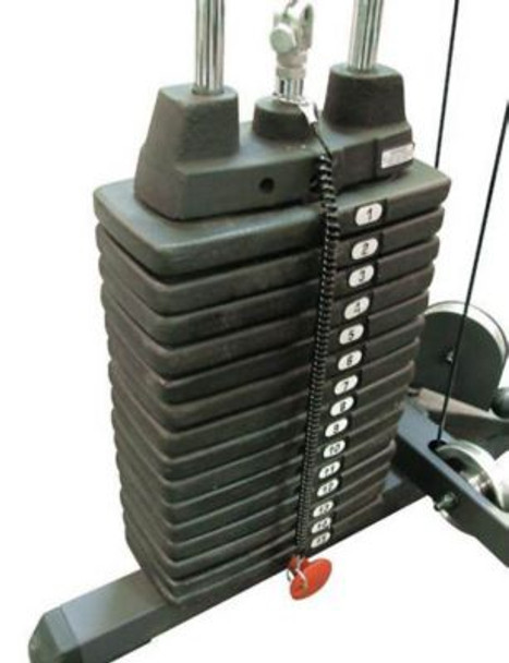 50 lb. Selectorized Weight Stack Upgrade Add-On Kit-3446600