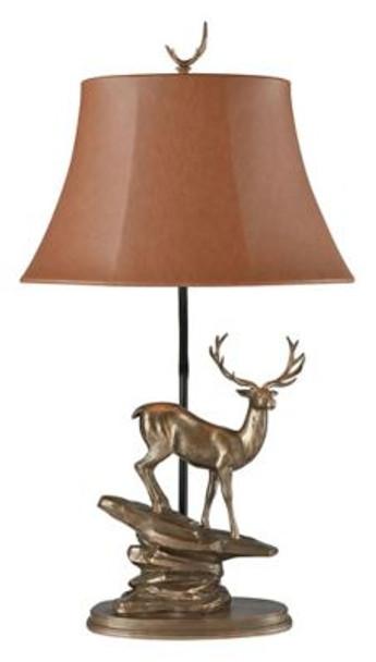 Roosevelt Elk Table Lamp-3493284