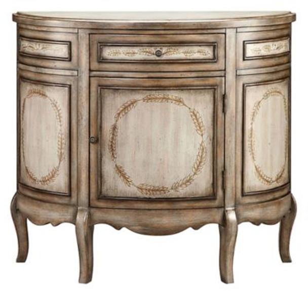 Laurel Demilune Cabinet-3493600