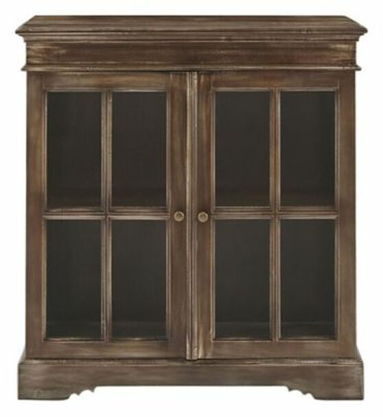 Bookcase 2-Door Cabinet-3493623