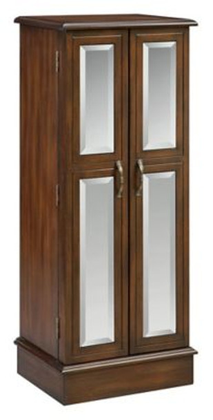 Ellis Mirrored Jewelry Armoire-3493689