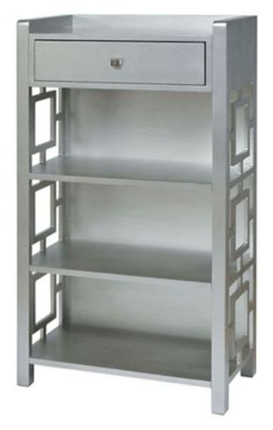 Kimono 1-Drawer Tall Shelf-3493786