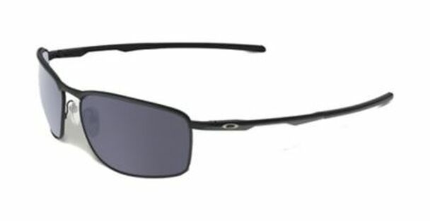 Oakley Conductor 8 Sunglasses-Matte Black/Grey-3516154