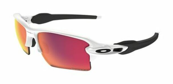Oakley Flak 2.0 XL Sunglasses-Polished White/Prizm Baseball-3516174