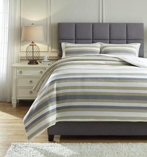 Queen Comforter Set-3617279